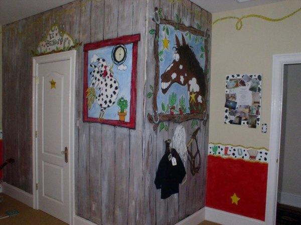 Kids Room Design Inspiration For A Little Cowboy Kidsomania