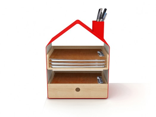 Cool Kids Desk Organizer  Under My Roof by Christian