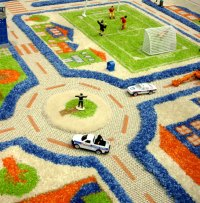 Cool Kids Play Rugs from Danish by Design | Kidsomania