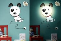 Creative Wall Lamps For Childrens Rooms