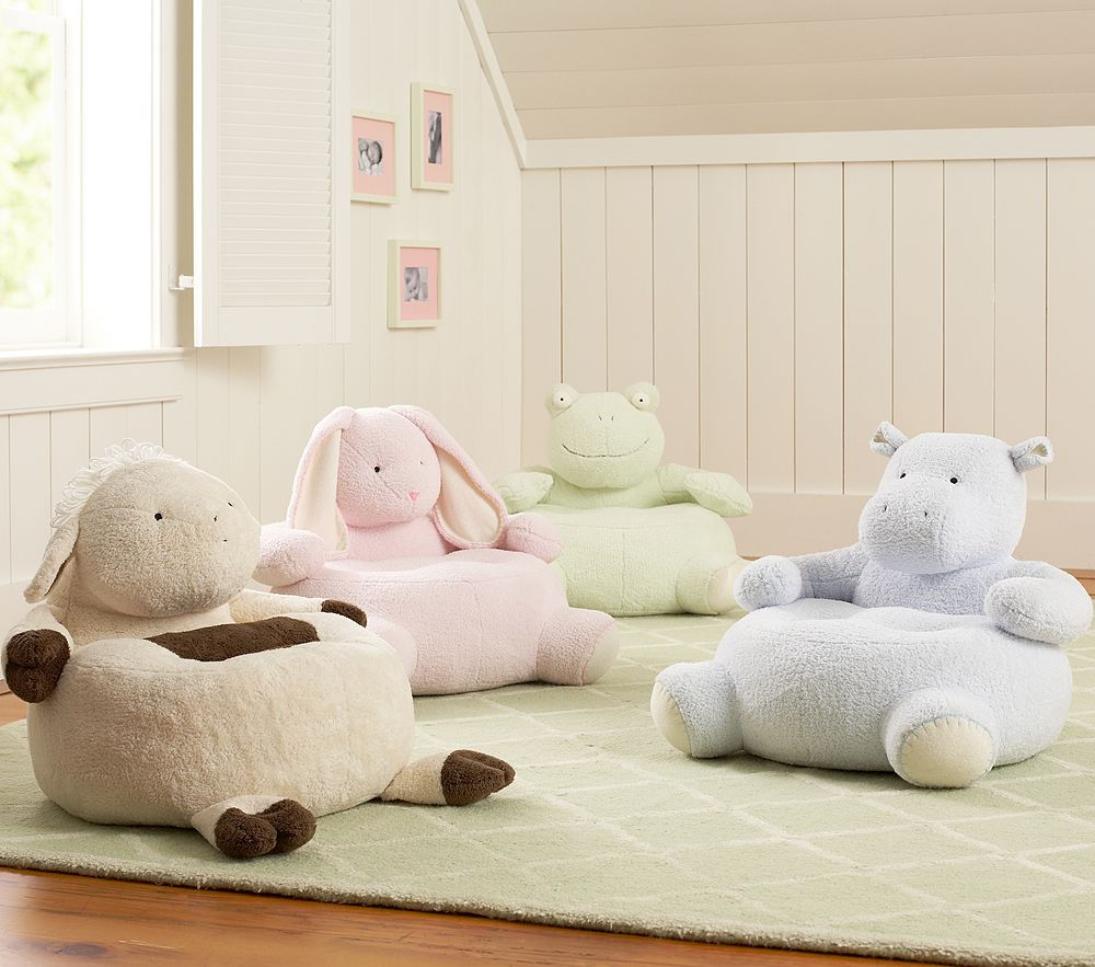 Cute Kids Critter Chairs from Prottery Barn Kids  Kidsomania