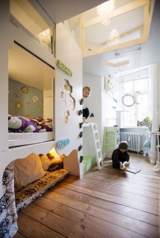 15 Modern And Cool Kids Bunk Bed Designs  Kidsomania