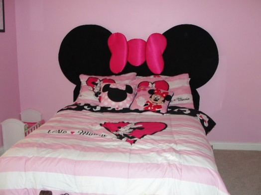 Mickey Mouse Themed Kids Room Designs And Furniture