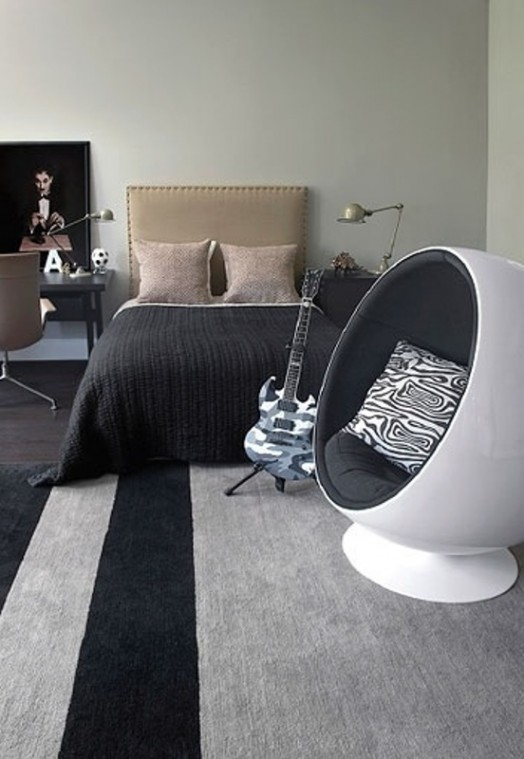 12 Modern Teen Bedroom Designs Based On Boys Hobbies