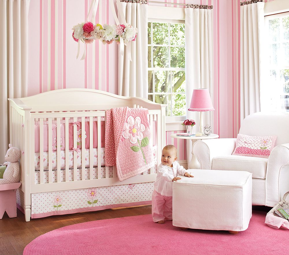 30 Breathtaking Baby Girl Room Ideas