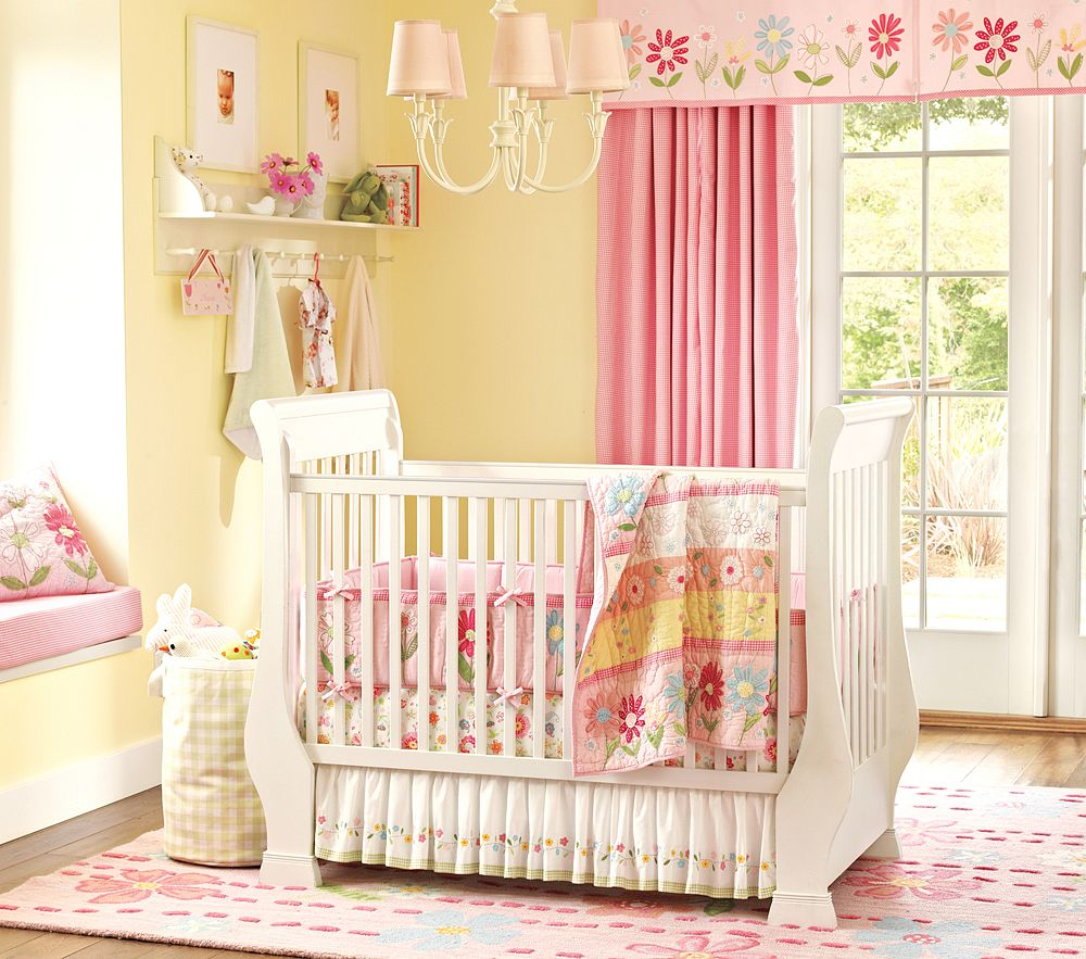 Designing A Baby S Room Consider The Following Points: Nursery Room For Baby Girl