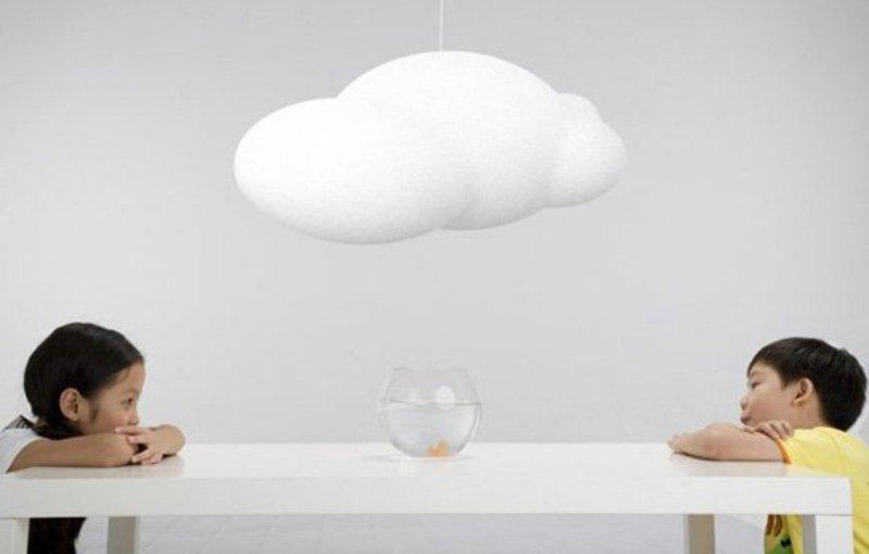 Cool Nursery Lighting To Put Your Child On Cloud Nine