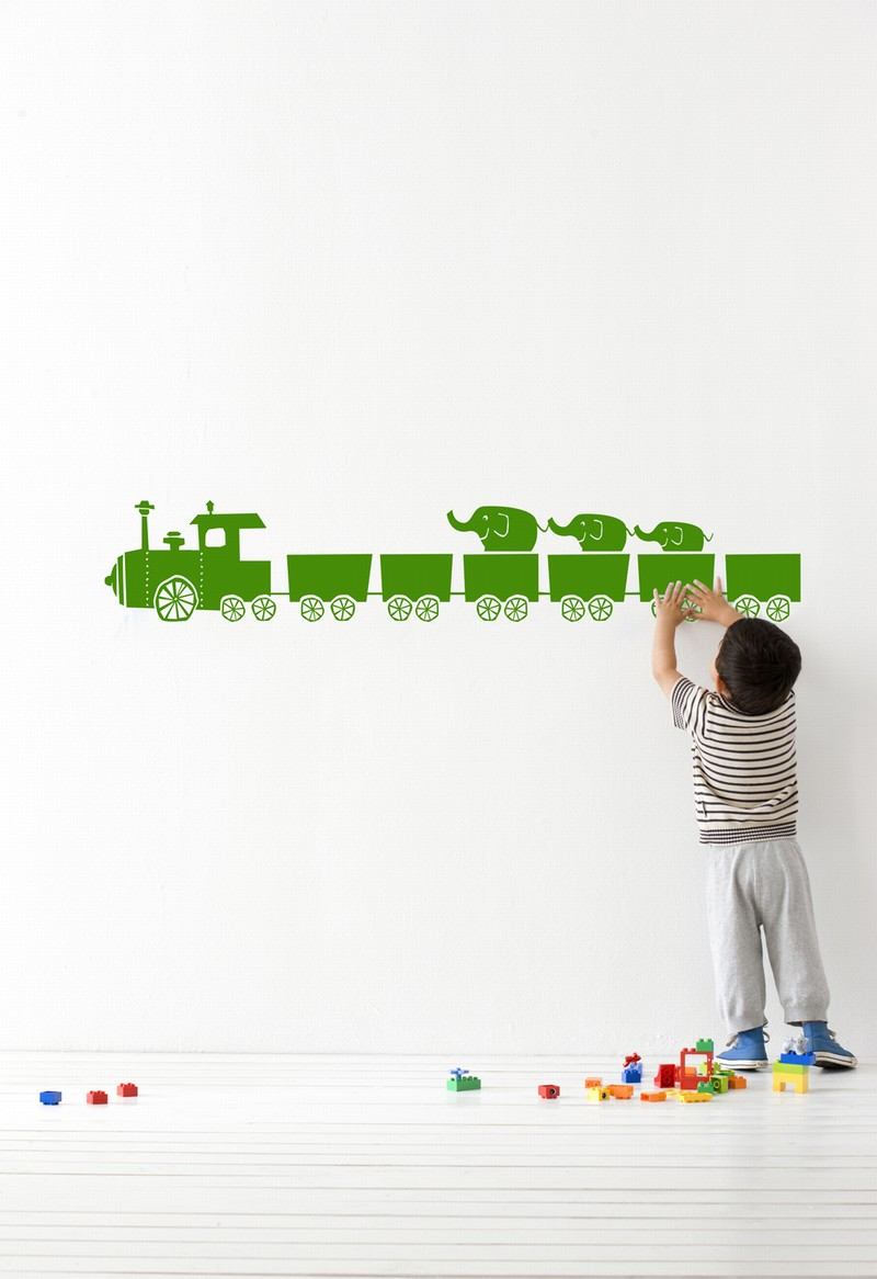 10 Cool Boys Room Wall Stickers
