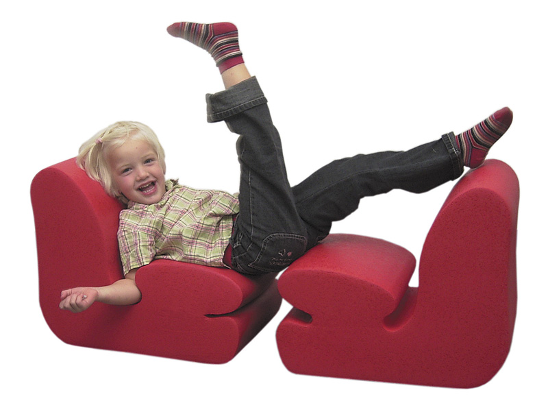 Bright and Comfortable Kids Chair  Sono Kids from