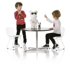 Panton S Chair Replica Hanging Indoor Chairs Iconic For Modern Interiors Replicated In Child-size | Kidsomania
