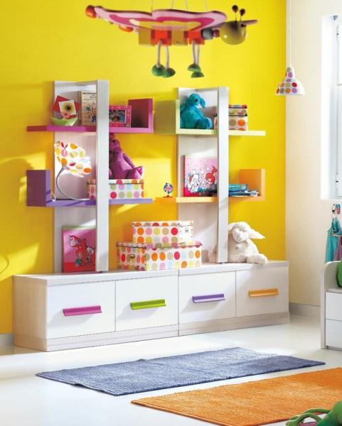 kids bedroom storage furniture New Baby Nursery and Kids Room Furniture from Kibuc