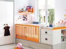 New Baby Nursery and Kids Room Furniture from Kibuc ...