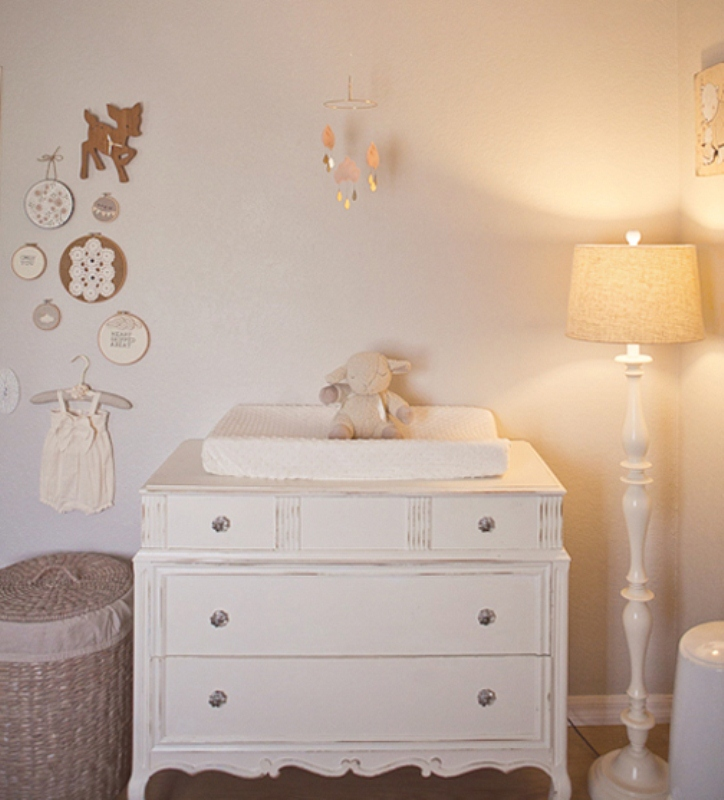 small rocking chair for nursery where can i buy cane chairs peach and grey design a baby girl   kidsomania