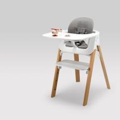 Stokke High Chair Shiatsu Massage Versatile And Comfy Steps Baby Chairs Kidsomania
