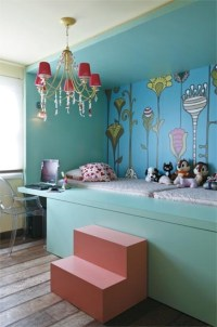 Kids' Room Color Schemes | Alluring Aqua | Nauvoo IL ...