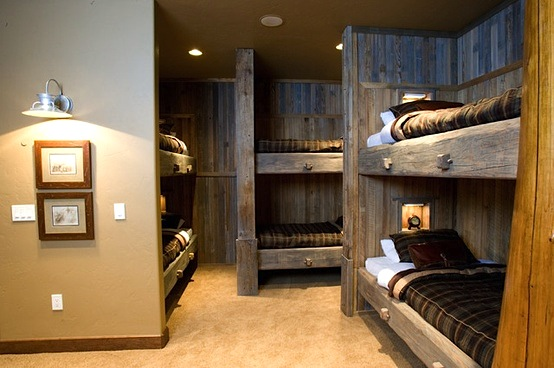 Really Unique Bunkrooms For Kids KidSpace Interiors