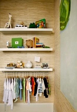No Closet No Problem Kids' Room Closet Ideas KidSpace Interiors
