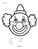 Circus theme activities and printables for preschool and