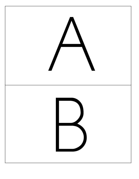 Alphabet Activities and Printables for Preschool and