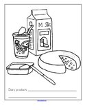 Cows theme activities and printables for preschool and