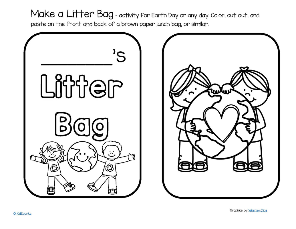Earth Day Theme Activities And Printables For Preschool And Kindergarten