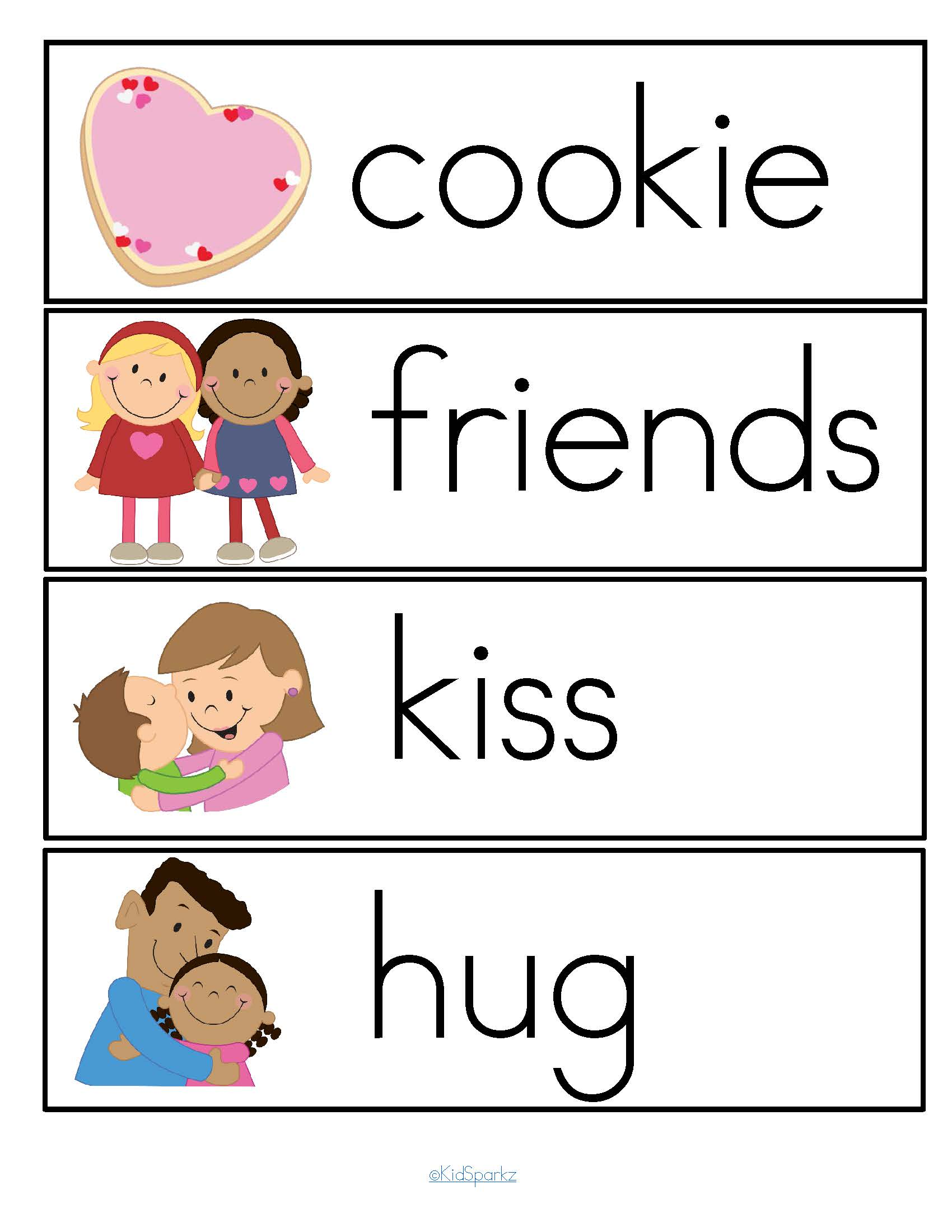 Valentine S Day Theme Pack For Preschool