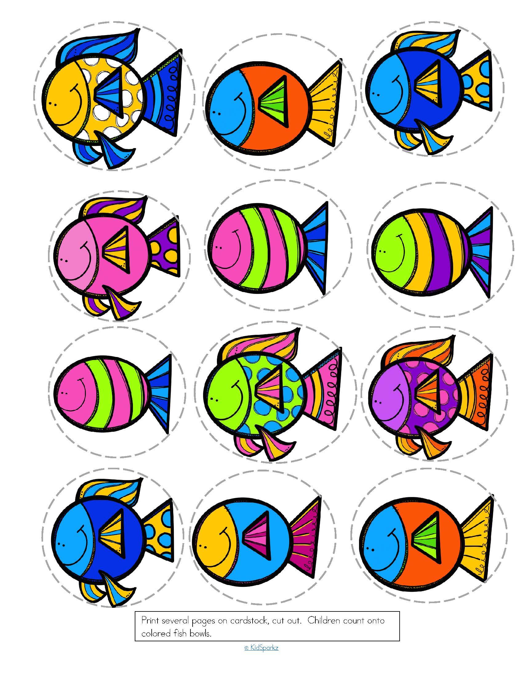 Fish Counting