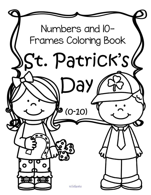 St. Patrick's Day theme activities and printables for