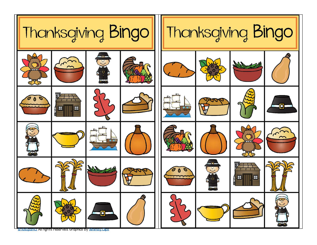 Thanksgiving Theme Activities And Printables For Preschool