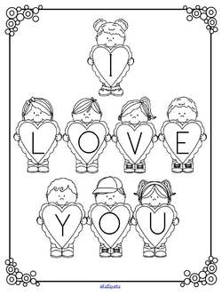 Valentine's Day theme activities and printables for