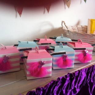 Pamper Party Kids Party Space