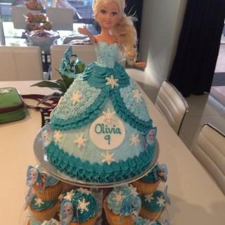 Olivias Disney Frozen Birthday Party  Kids Party Space