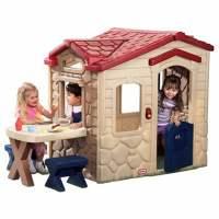Little Tikes Picnic on the Patio Playhouse - Your Kids ...