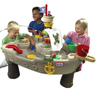 Little Tikes Anchors Away Water Play Table - Your Kids Unique Pirate Ship