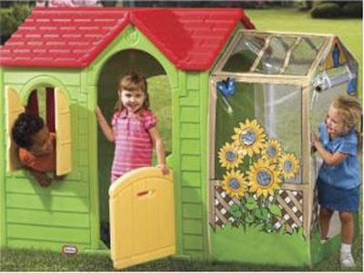 Little Tikes Evergreen Garden Cottage