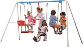 Titan 5 Ride Swing Set