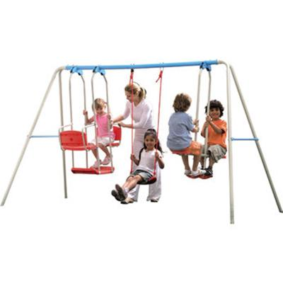 Titan 5 Ride Swing Set
