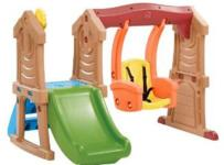 Step2 Play Up Toddler Swing and Slide