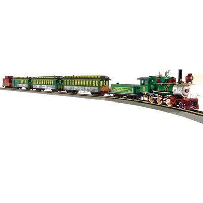 The-Only-Thomas-Kinkade-Electric-Train