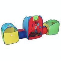 Playhut Lil Explorers Mega Land - An all around play tent ...