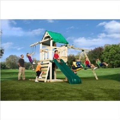 Creekside Playground System Construction Kit