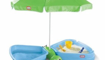 Little Tikes Butterfly Beach Sandbox and Wading Pool