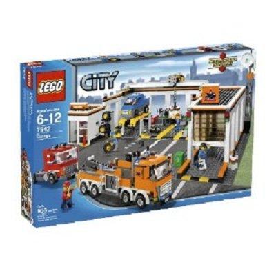 LEGO Play Set Garage