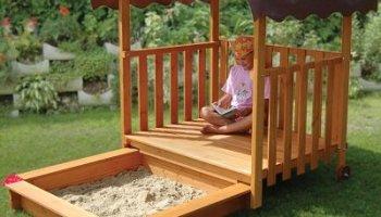 The Hidden Sandbox Playhouse