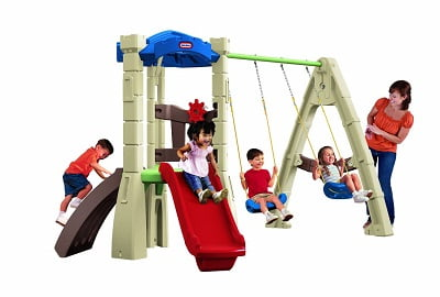 Lookout Swing Set 2