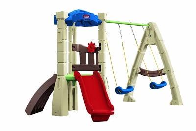 Lookout-Swing-Set