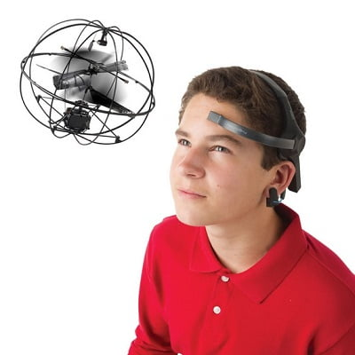 The Mind Controlled UFO