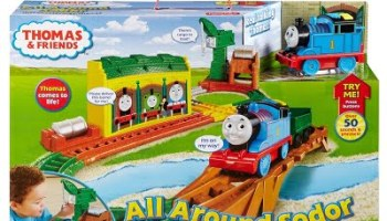 Thomas the Train All Around Sodor