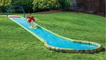 The Only Surfing Water Slide