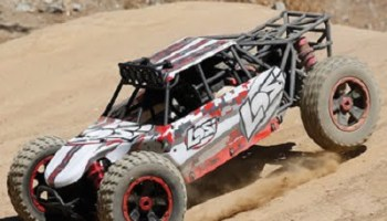 The Competition Class RC Dune Buggy